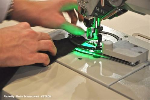 vetron auto seam sewing machine